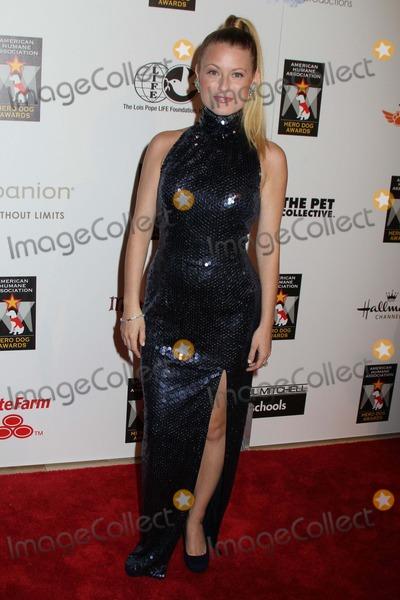 CHRISTIE BROOK Photo - American Human Association 2nd Annual Hero Dog Awards Beverly Hilton Hotel Beverly CA 10062012 Christie Brooke Photo Clinton H Wallace-photomundo-Globe Photos Inc
