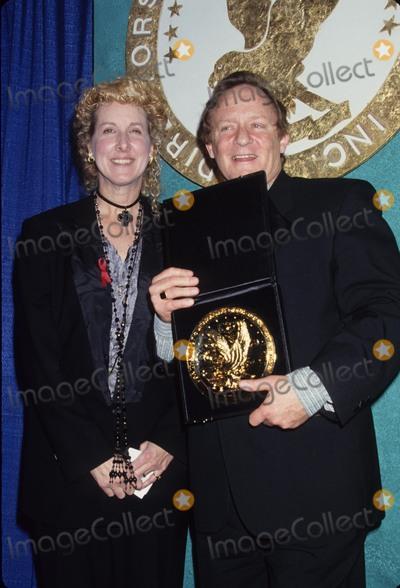 Charles Haid Photo - Betty Thomas Charles Haid 1995 Photo by Lisa Rose -Globe Photos Inc