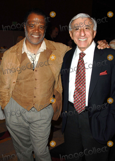 Jamie Farr Photo - Celebration of Caring Celebrity Toast of Carol Channing at the Universal Hilton and Tower Ballroom in Universal City CA 11-15-2008 Image Ted Lange and Jamie Farr Photo Scott Kirkland  Globe Photos