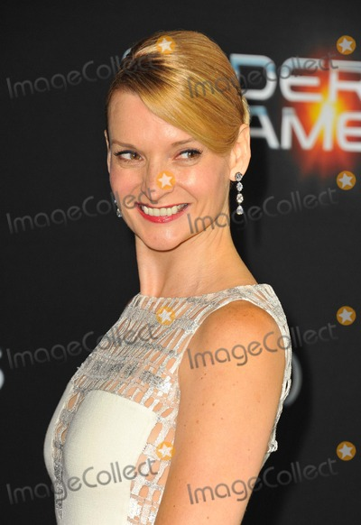 Andrea Powell Photo - Andrea Powell attending the Los Angeles Premiere of  Enders Game Held at the Tcl Chinese Theatre in Hollywood California on October 28 2013 Photo by D Long- Globe Photos Inc