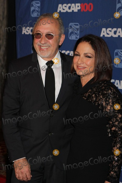 Emilio Estefan Photo - Gloria and Emilio Estefan at Ascap Centennial Awards at Waldorf Astoria Hotel 11-17-2014 John BarrettGlobephotos