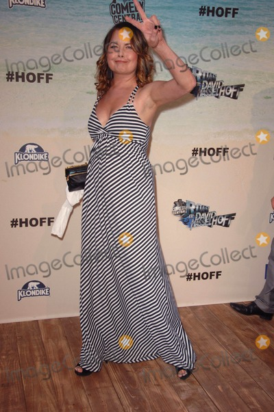 Mitzi Kapture Photo - Mitzi Kapture attending the Comedy Central Roast of David Hasselhoff Held at the Sony Pictures Studios in Culver City California on August 1 2010 Photo by D Long- Globe Photos Inc 2010