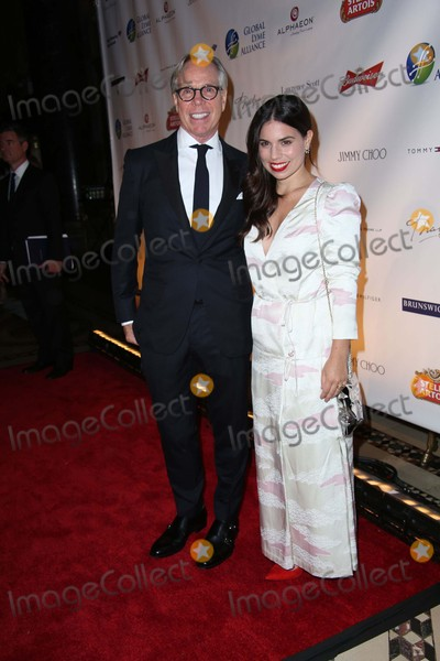 Ally Hilfiger Photo - Tommy Hilfiger and Ally Hilfiger Attend the Global Lyme Alliance Uniting For a Lyme Free World Gala Cipriani 42nd Street NYC October 8 2015 Photos by Sonia Moskowitz