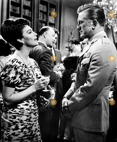 Ava Gardner Photo - Ava Gardner and Kirk Douglas in Seven Days in May 1964 Supplied by SmpGlobe Photos Inc Kirkdouglasretro