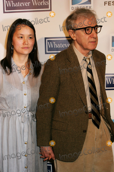 Soon-Yi Previn Photo - Premiere of Whatever Works at Ziegfeld in New York City - 8th Annual Tribeca Film Festival 04-22-2009 Photo by Paul Schmulbach-Globe Phtos Inc 2009 Woody Allen and Soon Yi Previn
