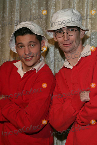 Chris OMalley Photo - the Real Gilligans Island Premiere Party at Pearl in West Hollywood California Photo by Jaimie RodriguezrangefinderGlobe Photos Inc2004 Chris Omalley and Mark Groesbeck