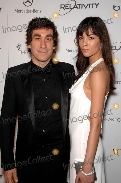 Andi Muise Photo - Brent Bolthouse and Andi Muise During the Art of Elysium 4th Annual Black Tie Charity Gala Haven Held at the Annenberg Building at the California Science Center on January 15 2011 in Los Angeles photo Michael Germana - Globe Photos Inc 2011