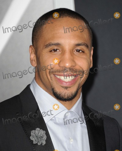 Andre Ward Photo - Andre Ward attending the Los Angeles Premiere of Creed Held at the Regency Village Theater in Westwood California on November 19 2015 Photo by David Longendyke-Globe Photos Inc