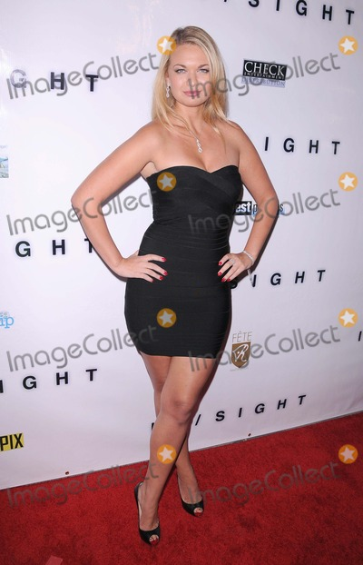 Angeline-Rose Troy Photo - Insight Pre-release Party at Cafe Entourage in Hollywood CA 9111 Photo by Scott Kirkland-Globe Photos   2011 Angeline-rose Troy