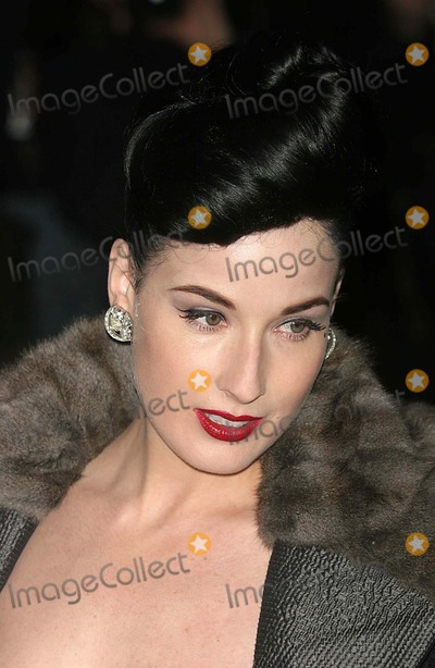 1fd6f839e45 ... Dita Von Teese Photo - Donatella Versace Host Cocktail Party to  Celebrate the Re-opening