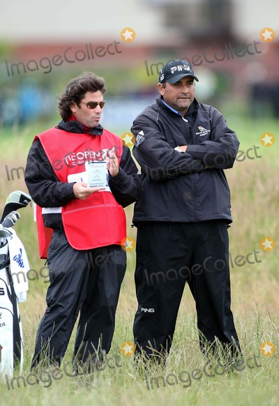 Angel Cabrera Photo - Angel Cabrera the Open Carnoustie 2007 the Open Championship Carnoustie East Fife Scotland 19 July 2007 Dic10619 K53888 Photo by Richard Sellers-Globe Photos