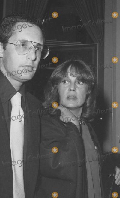 Jeanne Moreau Photo - William Friedkinjeanne Moreau Golden Globes Photo Nate CutlerGlobe Photos Inc