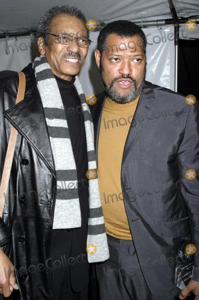 Anthony Williams Photo - Laurence Fishburne Receives the Naacp Theatre Awards 2005 Lifetime Achievement Award the Vision Theatre Los Angeles California 02-21-05 Photo Clinton H WallacephotomundoGlobe Photos 2005 Laurence Fishburne and Dick Anthony Williams