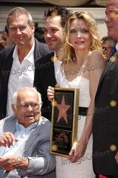 Angel City Photo - LOS ANGELES CA AUGUST 06 2007 Actor Jeff Bridges Honorary Mayor of Hollywood Johnny Grant actor Paul Rudd actress Michelle PfeifferLos Angeles city councilman Tom LaBonge and Honorary director of the Hollywood Chamber of Commerce Don Tilman during a ceremony honoring actress Michelle Pfeiffer with a Star on the Hollywood Walk of Fame on August 6 2007 in Los Angeles PHOTO BY MICHAEL GERMANA-GLOBE PHOTOS 2007K54080MGE