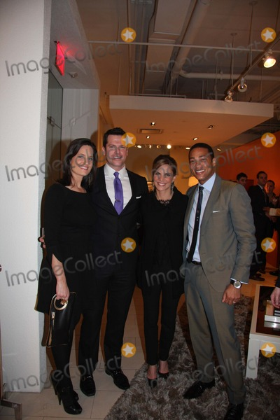 Bob Williams Photo - Contessa Brewer Thomas Roberts Natalie Morales and Don Lemon National Lesbian  Gay Journalists Association 16th Annual New York Benefit Mitchell Gold  Bob Williams Soho Store New York NY 03-24-2011 photo by William Regan-globe Photos Inc