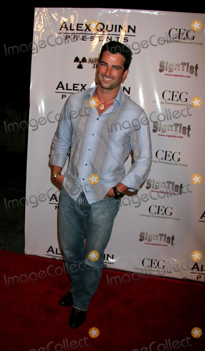 Alex Quinn Photo - Alex Quinn Presents the New Nightlife Experience Forbidden Passions Vanguard Hollywood Hollywood CA 05-25-2006 Photo Clinton H WallacephotomundoGlobe Photos Burton Roberts