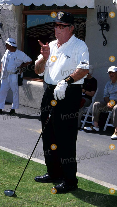 James Garner Photo - - Afi Golf Classic Riviera Country Club Pacific Palisades CA 09-24-02 Photo by Milan RybaGlobe Photos James Garner