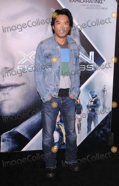 Peter Shinkoda Photo - x-men First Class Blu-ray and Dvd Release Party at the Roosevelt Hotel in Hollywood CA 9811 Photo by Scott Kirkland-Globe Photos   2011 Peter Shinkoda