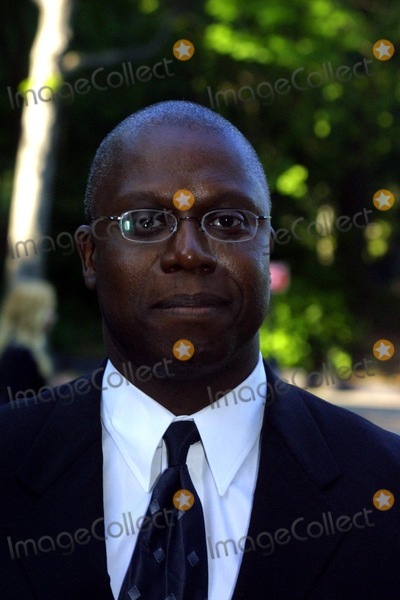 Andre Braugher Photo - Cbs Announces Fall 2002-2003 Lineup Schedule Tavern on the Green Restaurant NYC 051502 Photo by John BarrettGlobe Photos Inc 2002 Andre Braugher