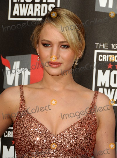 Jennifer Lawrence Photo - Jennifer Lawrence attending the 16th Annual Critics Choice Movie Awards - Arrivals Held at the Hollywood Palladium in Hollywood California on 11411 photo by D Long- Globe Photos Inc 2011