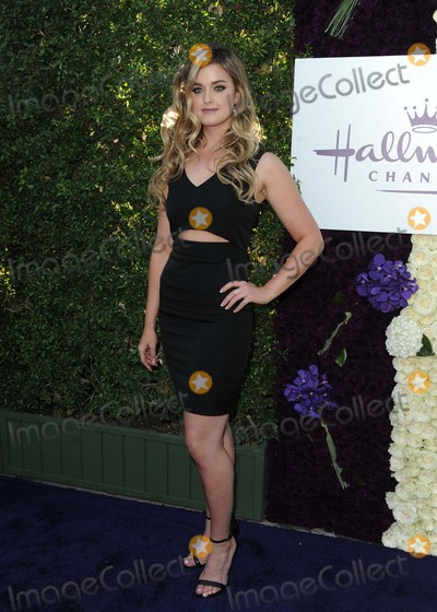 ASHLEY NEWBROUGH Photo - Ashley Newbrough attending the Hallmark Channel and Hallmark Movies  Mysteries Summer 2015 Tca Press Tour Held at a Private Residence in Beverly Hills California on July 29 2015 Photo by D Long- Globe Photos Inc