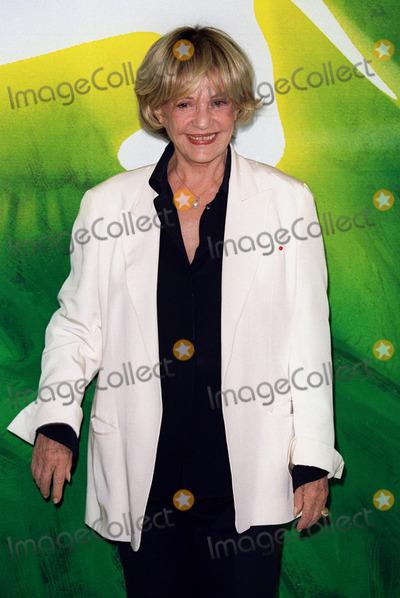 Jeanne Moreau Photo - Jeanne Moreau Actress Ly Venice Film Festival 2001 Ita 08092001 Bk85a24c Credit AllstarGlobe Photos Inc