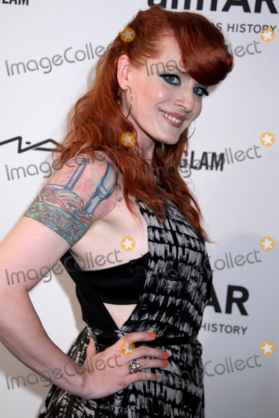 Ana Matronic Photo - The Amfar Inspiration Gala 2012 the New York Public Library NYC June 7 2012 Photos by Sonia Moskowitz Globe Photos Inc 2012 Ana Matronic
