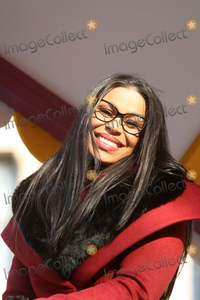 Jordan Sparks Photo - The 89th Annual Macys Thanksgiving Day Parade Jordan Sparks