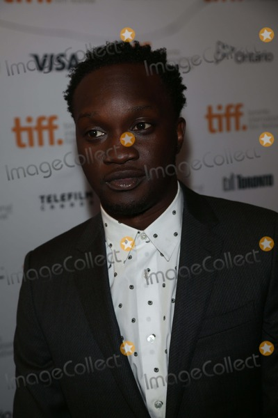 Arnold Oceng Photo - Actor Arnold Oceng attends the Premiere of the Good Lie During the 39th Toronto International Film Festival (Tiff) in Toronto Canada 07 September 2014 Photo Alec Michael