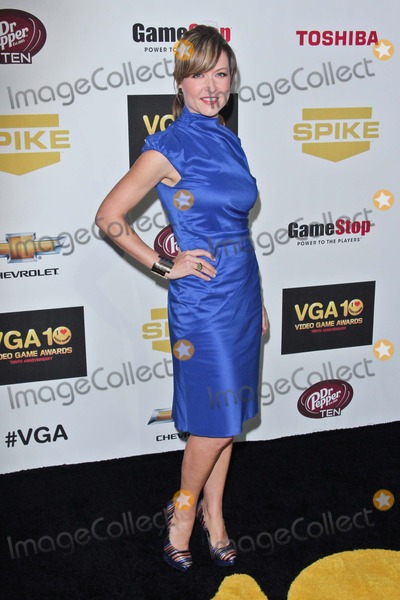 Ali Hillis Photo - Ali Hillis attends Spikes 10th Annual Video Game Awards on 7th December 2012 at Sony Pictures Studios Culver Citycausaphoto TleopoldGlobephotos