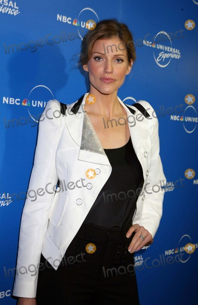 Trisha Helfer Photo - Red Carpet Arrivals For the NBC Universal Experience Rockefeller Centerrnyc May 12 08 Photos by Sonia Moskowitz Globe Photos Inc 2008 Trisha Helfer
