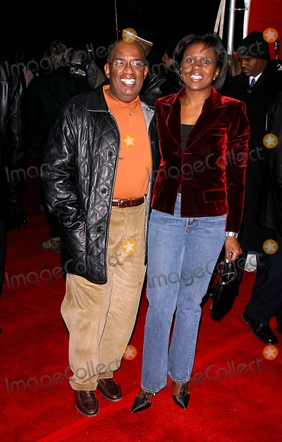 Al Roker Photo - Sd1216 25th Hour-world Premiere Ziegfeld Theatre New York City Photojohn BarrettGlobe Photos Inc 2002 AL Roker and Deborah Roberts