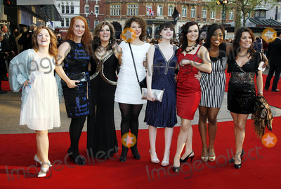 Andrew Lloyd Webber Photo - Contestants For the Roll of Nancy Form Andrew Lloyd Webbers Show ID Do Anything Actress  Singers  What Happens in Vegas  Premiere at Odeon Cinema  West End in London 04-22-2008 Photo by Neil Tingle-allstar-Globe Photos Inc