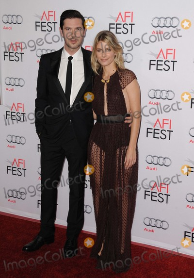 Melvil Poupaud Photo - Melanie Laurent Melvil Poupaud attending the 2015 Afi Fest Opening Night Gala Premiere of by the Sea Held at the Tcl Chinese Theatre in Hollywood California on October 5 2015 Photo by David Longendyke-Globe Photos Inc
