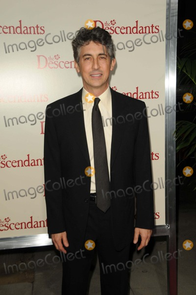 Alexander Payne Photo - Alexander Payne attending the Los Angeles Premiere of the Descendants Held at the Academy of Motion Picture Arts and Science in Beverly Hills California on 111511 Photo by D Long- Globe Photos Inc