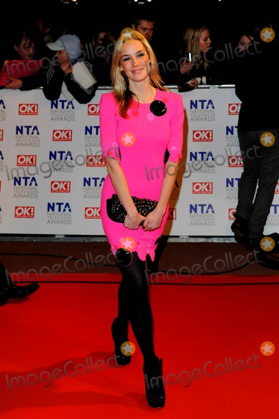 Alice Coulthard Photo - Alice Coulthard Actress National Television Awards 2010 O2 Arena London England January 20 2010 Photo by Neil Tingle-allstar-Globe Photos Inc 2010
