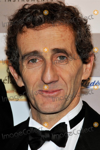 Alain Prost Photo - Alain Prost Opening Ceremony of the 24th International Automobile Festival at the Hotel National in Paris 02-10-2009 Photo by Fay Alexandre-pix Planete-Globe Photos Inc