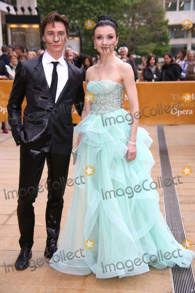Irina Dvorovenko Photo - Irina Dvorovenko and Maxim Beloserkovsky Attend the American Ballet Theater 75th Anniversary Diamond Jubilee Spring Gala Sponsored by Escada the Metropolitan Opera House Lincoln Center NYC May 18 2015 Photos by Sonia Moskowitz Globe Photos Inc