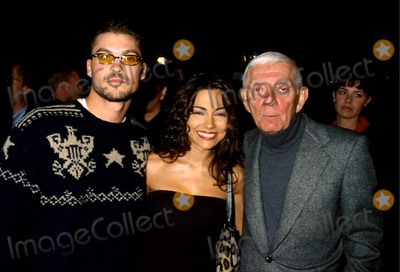 Aaron Spelling Photo - Sd110498 Beverly Hills 90210 250th Episode Party Brian Austin Green_vanessa Marcil Aaron Spelling Photo by Lisa Rose Globe Photosinc