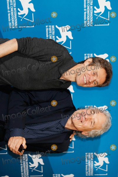 Abel Ferrara Photo - Willem Dafoe Abel Ferrara Theeb Photo Call 71st Venice Film Festival September 04 2014 Venice Italy (c)roger Harvey Photo by Roger Harvey- Globe Photos Inc