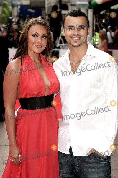 Andy Scott-Lee Photo - the Lake House Premiere-arrivals Vue Cinema Leicester Square London United Kingdom 06-19-2006 Photo by Mark Chilton-richfoto-Globe Photosinc Michelle Heaton and Andy Scott Lee