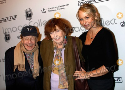 Ann Meara Photo - Jerry Stiller Anne Meara and Christine Taylor arrive for the Project ALS Tomorrow is Tonight 14th Annual New York Event to Support ALS Research at Lucky Strike Lanes  Lounge in New York on October 27 2011  Photo by Sharon NeetlesGlobe Photos Inc