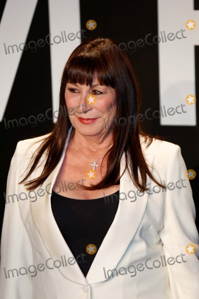 Anjelica Huston Photo - Actress Anjelica Huston Arrives at the Tom Ford Autumnwinter 2015 Womenswear Collection Presentation at Milk Studios in Los Angeles USA on 20 February 2015 Photo Alec Michael