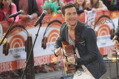 Alex Kinsey Photo - Alex Kinsey of Alexsierra Performing at NBC todayshow 6-23-2014 John BarrettGlobe Photos
