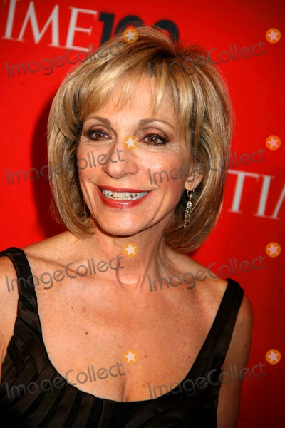 Andrea Mitchell Photo - Time 100 Most Influential People in the World Gala Time Warner Building NYC May 5 09 Photos by Sonia Moskowitz Globe Photos Inc 2009 Andrea Mitchell