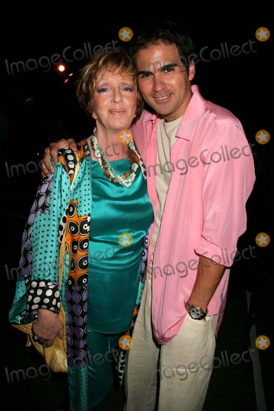 Anne Volokh Photo - Rjwilliams Birthday Bash Extravaganza a Sizzling Summer Celebration Private Residence Beverly Hills CA 07-08-2006 Photo Clinton H Wallace-photomundo-Globe Photos Inc Anne Volokh- (Publisher and Ceo of Hollywood Life Magazine) with Rj Williams