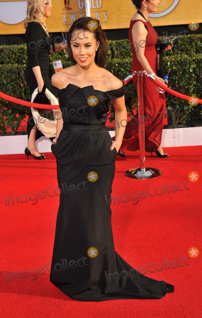 Alex Hudgens Photo - Alex Hudgens attending the 20th Annual Screen Actors Guild Awards - Arrivals Held at the Shrine Auditorium in Los Angeles California on January 18 2014 Photo by D Long- Globe Photos Inc