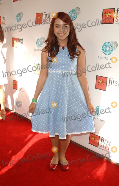 Alexandra Rieger Photo - First Stars Celebration For Childrens Rights Event at Wilshire Ebell Theater in Los Angeles CA 06-07-2008 Image Alexandra Rieger Photo James Diddick  Globe Photos