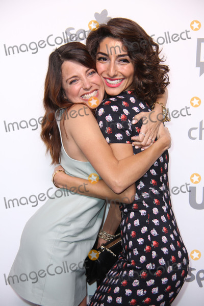 Alanna Ubach Photo - NBC Universal Cable Entertainment Upfront Celebration Javits Center North Hall NYC May 14 2015 NYC Photos by Sonia Moskowitz Globe Photos Inc 2015 Alanna Ubach Necar Zadegan
