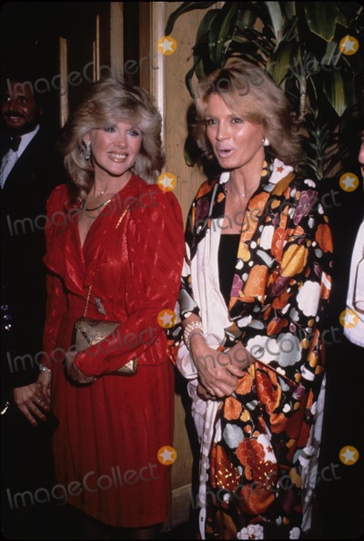Angie Dickinson Photo - Connie Stevens with Angie Dickinson Supplied by Globe Photos Inc